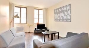 Appart' Rhône, Apartmány  Lyon - big - 12