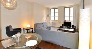 Appart' Rhône, Apartmány  Lyon - big - 9