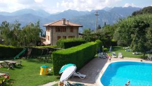 Depandance Val Di Monte, Apartmány  Malcesine - big - 1