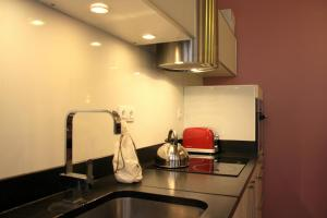 Appart' Saint-Georges, Apartmanok  Lyon - big - 2