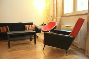 Appart' Saint-Georges, Apartmanok  Lyon - big - 13