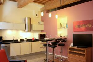 Appart' Saint-Georges, Apartmanok  Lyon - big - 1