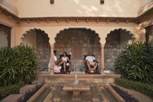 Hotel Narain Niwas Palace, Отели  Джайпур - big - 8