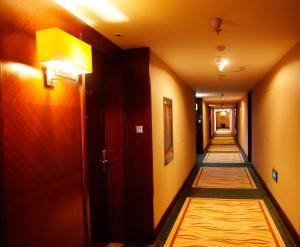 Tianjin Konggang Baiyun Hotel, Hotely  Tianjin - big - 15