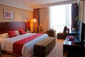Tianjin Konggang Baiyun Hotel, Hotely  Tianjin - big - 8