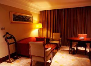 Tianjin Konggang Baiyun Hotel, Hotely  Tianjin - big - 4