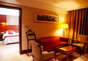 Tianjin Konggang Baiyun Hotel, Hotely  Tianjin - big - 3