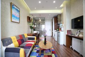 Yijia Nascent State International Service Apartment, Ferienwohnungen  Peking - big - 7