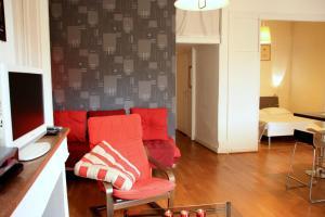Appart' Sathonay, Apartmanok  Lyon - big - 24