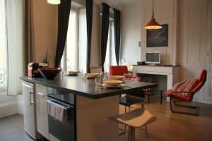 Appart' Sathonay, Apartmanok  Lyon - big - 1