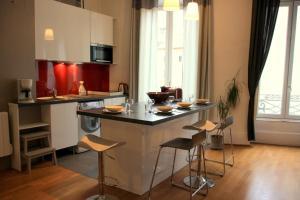 Appart' Sathonay, Apartmanok  Lyon - big - 20