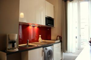 Appart' Sathonay, Apartmanok  Lyon - big - 19