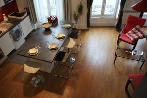Appart' Sathonay, Apartmanok  Lyon - big - 9