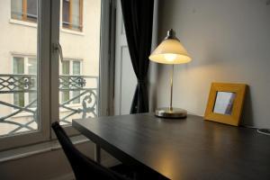 Appart' Sathonay, Apartmanok  Lyon - big - 3
