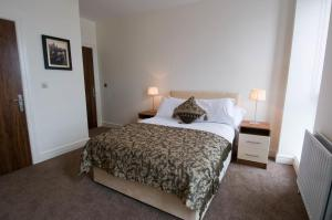 The Western Citypoint Apartments, Apartmanok  Galway - big - 30