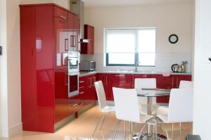 The Western Citypoint Apartments, Apartmanok  Galway - big - 31