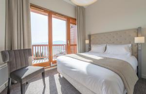 Appart'Hotel Odalys Prestige Eden, Apartmanhotelek  Arc 1800 - big - 23