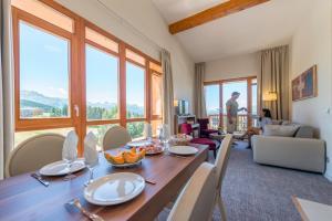 Appart'Hotel Odalys Prestige Eden, Apartmanhotelek  Arc 1800 - big - 12
