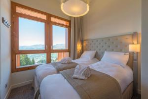 Appart'Hotel Odalys Prestige Eden, Apartmanhotelek  Arc 1800 - big - 18