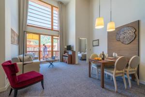 Appart'Hotel Odalys Prestige Eden, Apartmanhotelek  Arc 1800 - big - 22