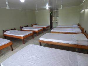Bed in 20-Bed Mixed Dormitory Room