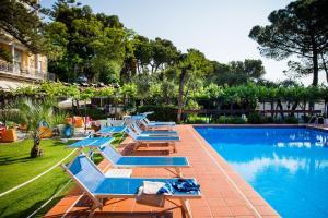 Hotel Eden Park, Отели  Диано-Марина - big - 42