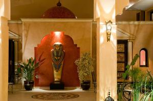Le Temple Des Arts, Bed and Breakfasts  Ouarzazate - big - 47