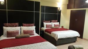 Marlborough Beachfront Apartments, Apartmány  Durban - big - 57