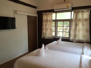 Dvoulůžkový pokoj Superior s oddělenými postelemi