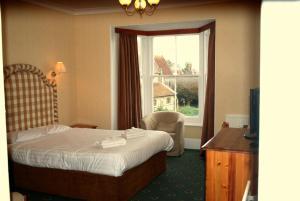 Melbourne-Ardenlea Hotel, Hotely  Shanklin - big - 5