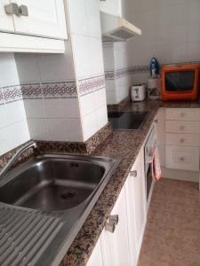 Estrella Primero De Mayo, Apartmány  Sitges - big - 10