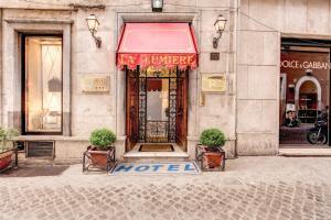Hotel La Lumiere Di Piazza Di Spagna, Szállodák  Róma - big - 61