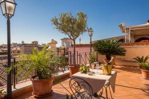 Hotel La Lumiere Di Piazza Di Spagna, Hotel  Roma - big - 69