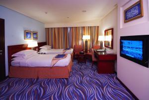 Dar Al Eiman Royal, Hotels  Mekka - big - 22
