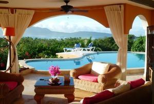 Villa Loma Samana, Ferienwohnungen  Las Galeras - big - 3