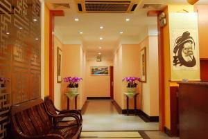 Dalian Yisongting Hotel, Отели  Далянь - big - 27