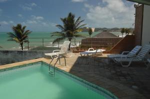 Costeira Praia Apartamento, Ferienwohnungen  Natal - big - 5