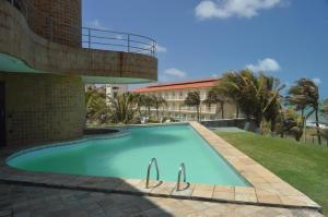 Costeira Praia Apartamento, Ferienwohnungen  Natal - big - 6