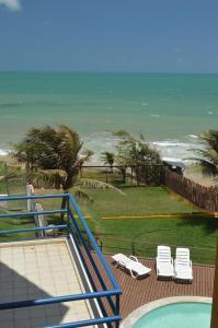 Costeira Praia Apartamento, Ferienwohnungen  Natal - big - 7