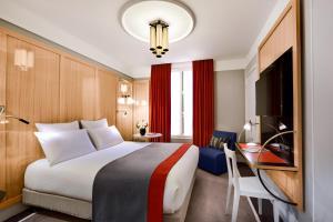Klassieke Kamer met Queensize Bed