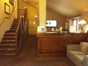 The Huntsman Inn, Мини-гостиницы  Holmfirth - big - 27