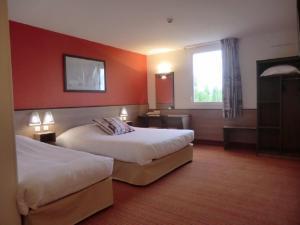 Ace Hôtel Angers, Hotels  Saint-Barthélemy-d'Anjou - big - 2