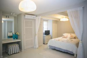 Double Room with Garden View annexed