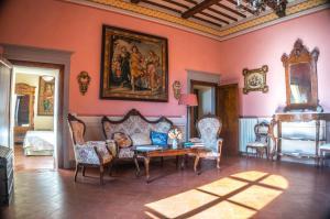 Casale Girifalco, Ville  Cortona - big - 15