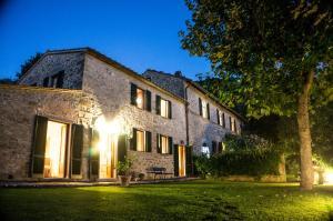 Casale Girifalco, Ville  Cortona - big - 9