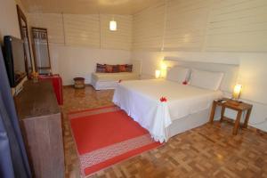 Alto Mar Guest House, Гостевые дома  Фернанду-ди-Норонья - big - 2
