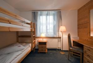 Hotel-Restaurant Bellevue, Hotely  Flims - big - 11