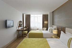 Senator Hotel Taksim, Szállodák  Isztambul - big - 7