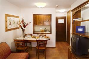 TH La Thuile Planibel Residence, Apartmánové hotely  La Thuile - big - 12