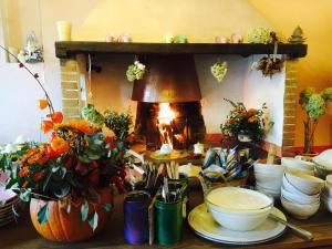 La Locanda del Loggiato, Bed & Breakfast Bagno Vignoni